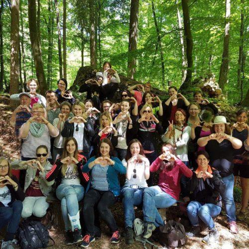 """KiTa St. Josef auf """"Tour in der Natur"""""""
